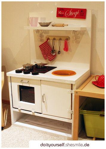 Makerist - Spielküche für meine Tochter - DIY-Projekte - 1