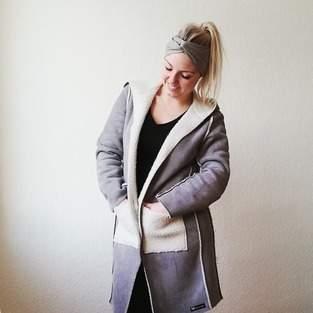 Makerist - Mantel aus Kunstfell - 1
