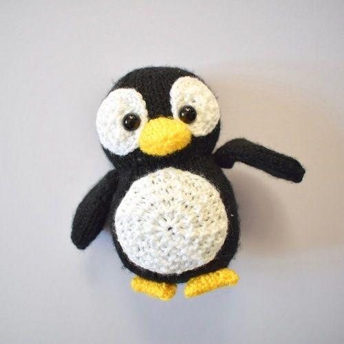 Makerist -  Penguins - Knitting Showcase - 2