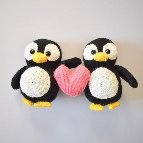 Makerist -  Penguins - Knitting Showcase - 3