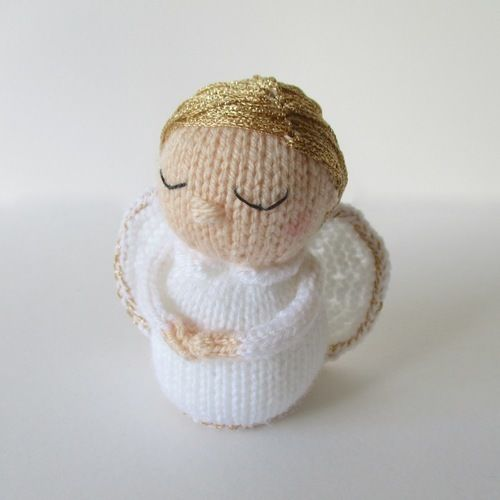 Makerist - Angel - Knitting Showcase - 1