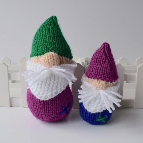 Makerist - Gnomes - Knitting Showcase - 1