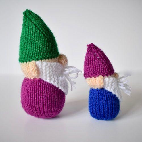 Makerist - Gnomes - Knitting Showcase - 3