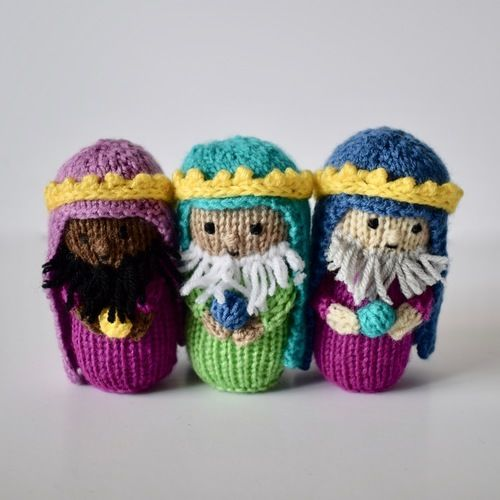 Makerist - Nativity - Knitting Showcase - 3