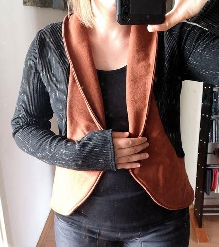 Makerist - Cardigan Nr 2 - Nähprojekte - 1
