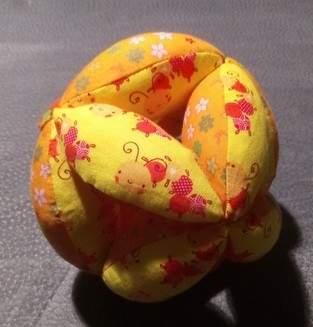 Ein Greifball für Babies