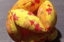 Makerist - Ein Greifball für Babies - 1