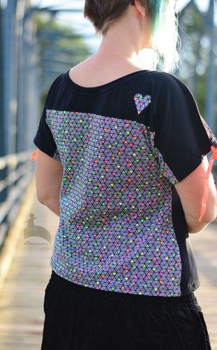 Makerist - Habibti als Shirt - Liebe auf den zweiten Blick - Nähprojekte - 2