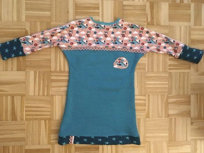 Makerist - Fledermaus Shirt/Kleid Madita von Hedi - Nähprojekte - 1