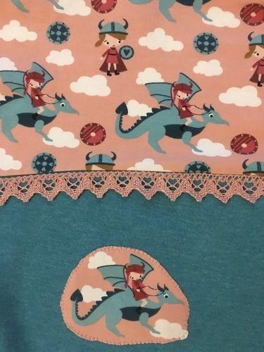 Makerist - Fledermaus Shirt/Kleid Madita von Hedi - Nähprojekte - 2