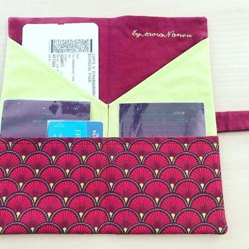 Makerist - Pochette de voyage TIKEHAU - Créations de couture - 1