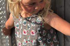Makerist - Gänseblümchen Kleid von Firlefanz - 1