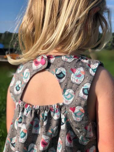 Makerist - Gänseblümchen Kleid von Firlefanz - Nähprojekte - 2