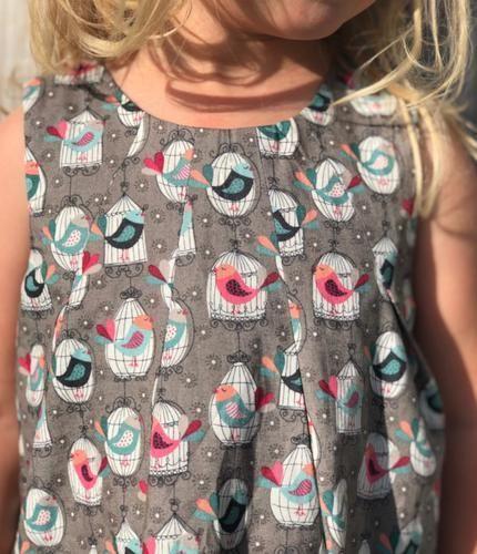 Makerist - Gänseblümchen Kleid von Firlefanz - Nähprojekte - 3