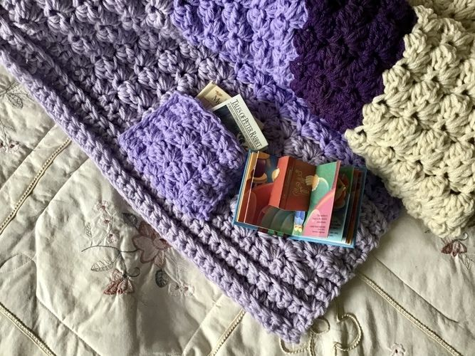 Makerist - The Storybook Blanket - Crochet Showcase - 3