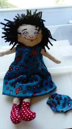 Makerist - Puppe für Charlotte 2018 - Nähprojekte - 1