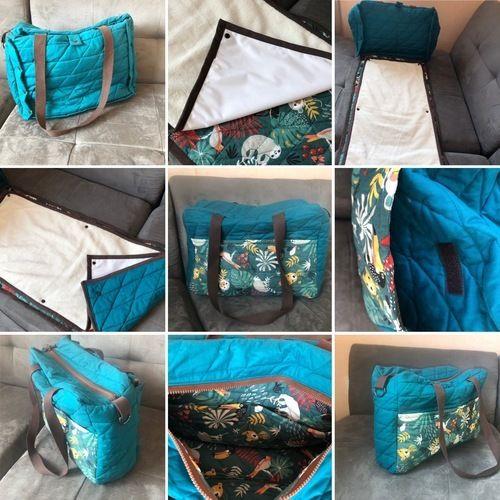 Makerist - Mon premier sac à langer - Créations de couture - 1