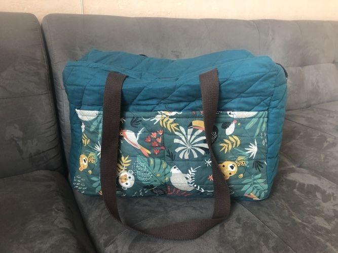 Makerist - Mon premier sac à langer - Créations de couture - 2