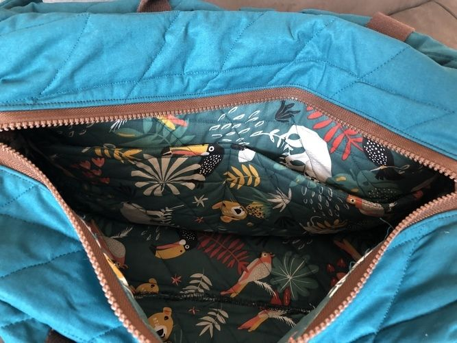 Makerist - Mon premier sac à langer - Créations de couture - 3