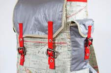 Makerist - Rucksack für Weltenbummler - 1