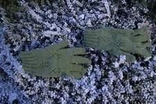 Makerist - Gant vert ajourés - 1
