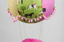 Makerist - Ein Adventskalender Adventsballon mit Pferden für meine Tochter - 1