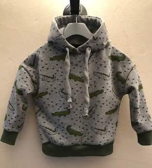 Makerist - Boxy-Sweater-Kids Krokodilo - 1
