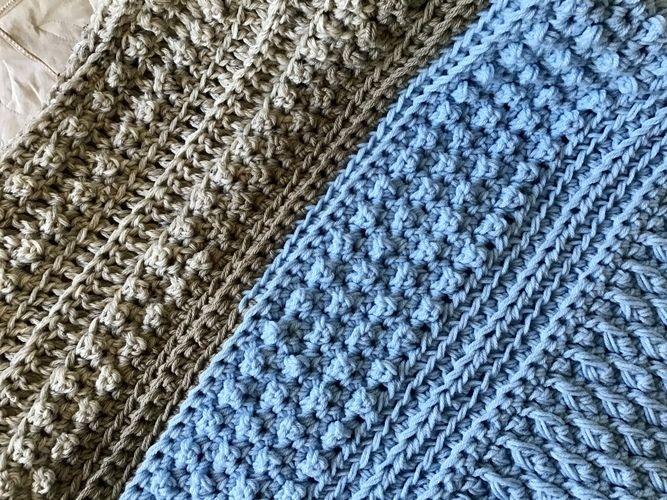 Makerist - The Vermont Throw - Crochet Showcase - 2