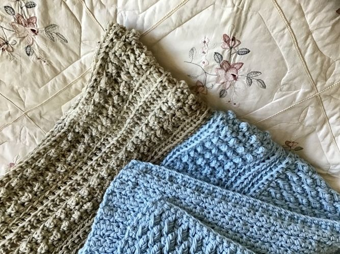 Makerist - The Vermont Throw - Crochet Showcase - 3