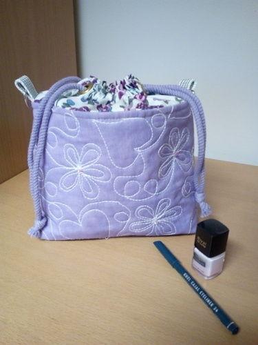 Makerist - Kosmetik Tasche - Nähprojekte - 2