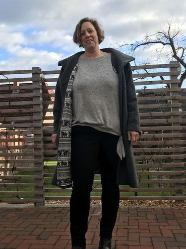 Makerist - Mantel Ivey aus Walk - Nähprojekte - 3