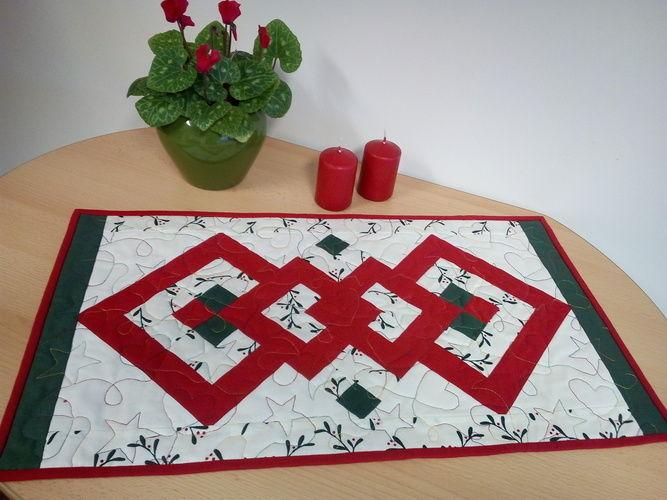 Makerist - Weihnacht - Patchwork-Projekte - 1