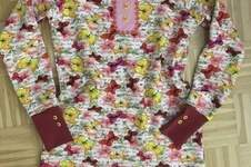 Makerist - TSHIRT SHIRTYLU aus Sweatshirtstoff in Größe 134  - 1