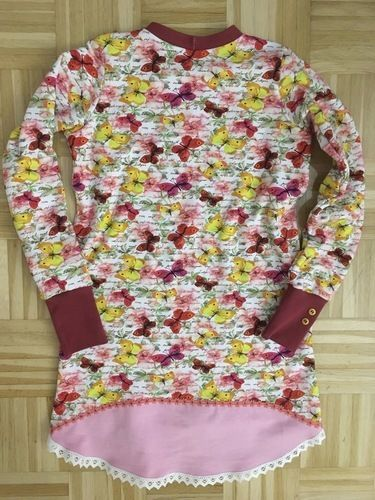 Makerist - TSHIRT SHIRTYLU aus Sweatshirtstoff in Größe 134  - Nähprojekte - 3