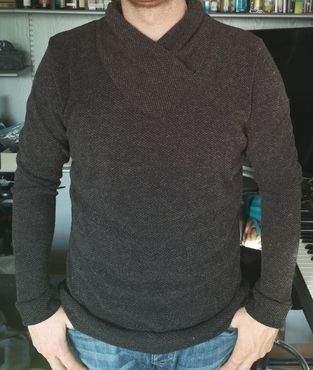 Mr. Pulliparade Größe XS 6XL Schnittmuster und Nähanleitung