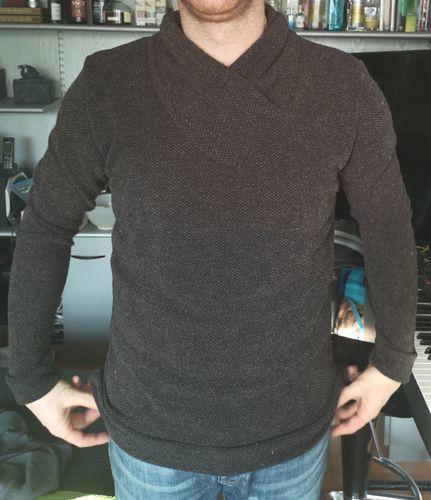 Makerist - Pulli für meinen Mann - Nähprojekte - 2