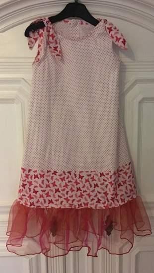 Makerist - Sommer Kleid in 134 - 1