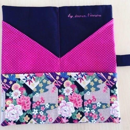 Makerist - Pochette de voyage TIKEHAU - Créations de couture - 2