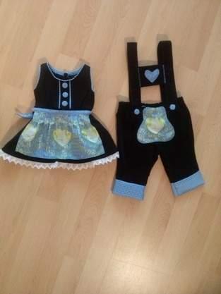 Makerist - Taufkleidung für meine Nichte und meinen Neffen (Zwillinge) - 1