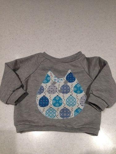Makerist - Petit sweat raglan - Créations de couture - 1