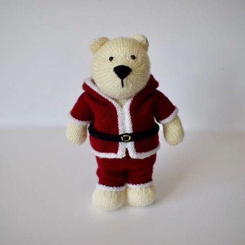 Makerist - Polar Bear - Knitting Showcase - 1