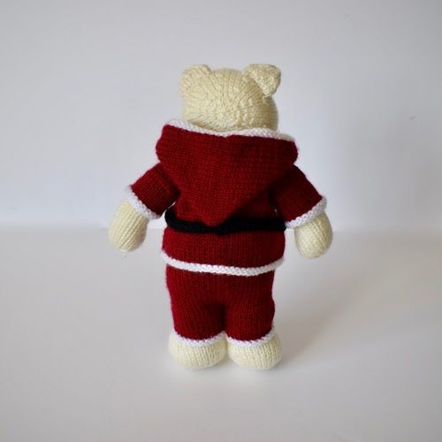 Makerist - Polar Bear - Knitting Showcase - 2