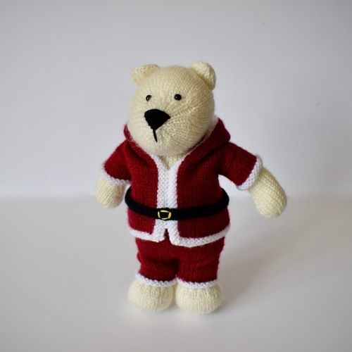 Makerist - Polar Bear - Knitting Showcase - 3