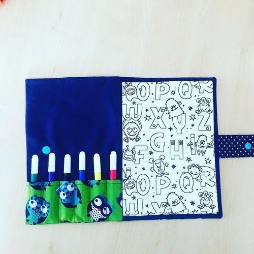 Makerist - Livre de coloriage NUKU HIVA  - Créations de couture - 1
