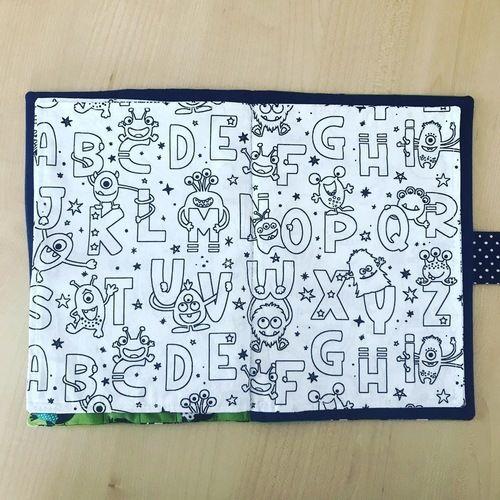 Makerist - Livre de coloriage NUKU HIVA  - Créations de couture - 3