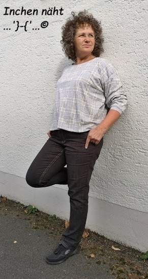 Makerist - Jeans #sewclassic von Hiili Hiltrud - 1