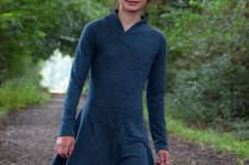 Makerist - Ein schlichtes Kleid für die Tochter - Lykka von Mamili - 1