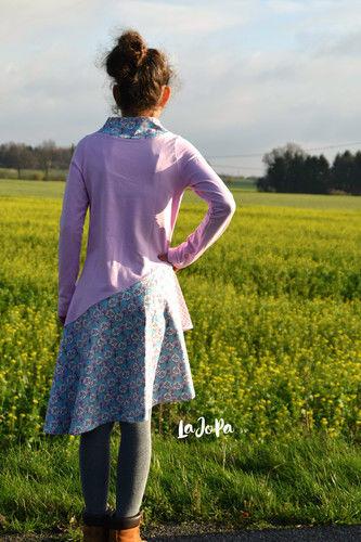 Makerist - Kleid Lykka Kids von Mamili etwas aufwendiger genäht - Nähprojekte - 2