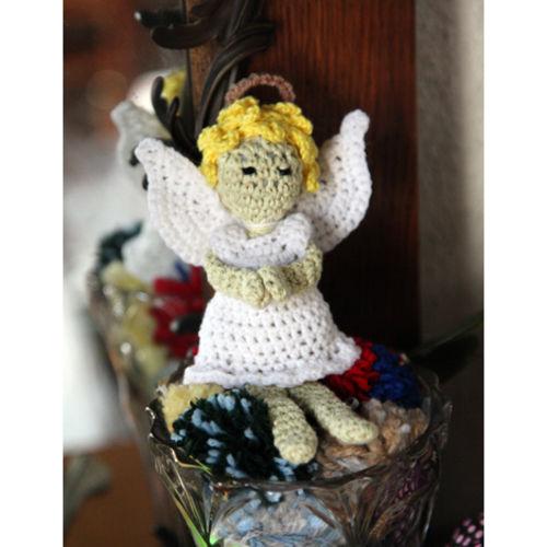 Makerist - Ange de Noël - Créations de crochet - 1