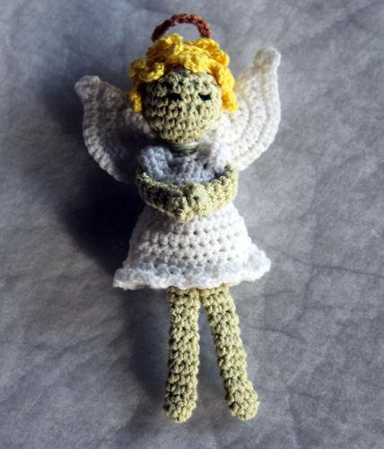Makerist - Ange de Noël - Créations de crochet - 2